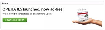 opera ad-free