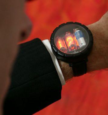 Cathode Corner Nixie Watch